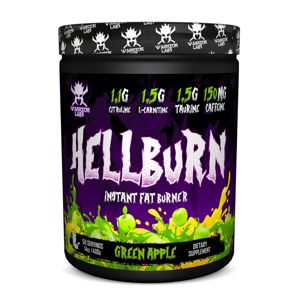HellBurn - Warrior Labs 400 g Blue Raspberry