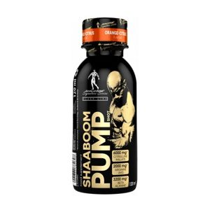 Shaboom Pump Shot - Kevin Levrone 120 ml. Grapefruit Lime