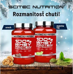 100% Whey Protein Professional - Scitec Nutrition 2350 g Lemon+Cheesecake