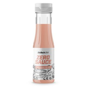 Zero Sauce - Biotech USA 350 ml. Barbecue