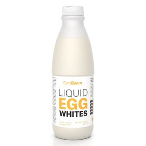 Liquid Egg Whites - GymBeam 1000 g Neutral