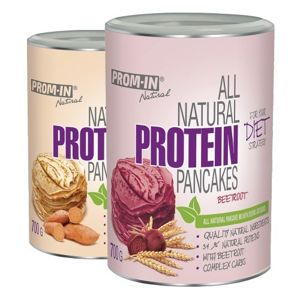All Natural Protein Pancake 1+1 Zadarmo - Prom-IN 700 g + 700 g Sweet Potato