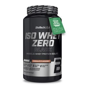Iso Whey Zero Black - Biotech USA 2270 g Chocolate