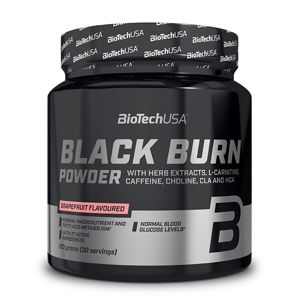 Black Burn Powder - Biotech USA 210 g Grapefruit