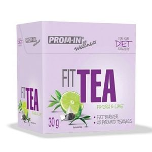 Fit Tea - Prom-IN 20 sáčkov Pu-Erh+Lime