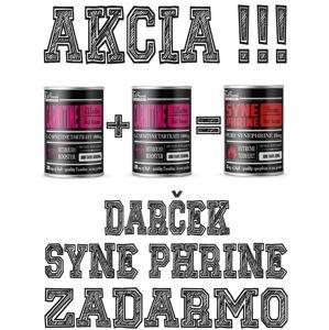 2+1 Zadarmo: Carnitine Tabletový + Synephrine Zadarmo - FitBoom 100 tbl. + 100 tbl. +100 tbl.