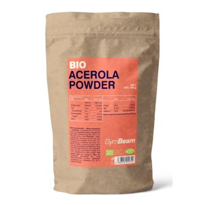 Bio Acerola Powder - GymBeam 100 g