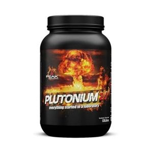 Plutonium 2.0 - Peak Performance  925 g + 75 kaps. Colaine