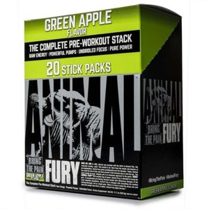 Animal Fury Stick Pack - Universal 20 x 16,5 g Watermelon