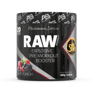 Raw Intensity - All Stars 400 g Blackberry