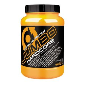 Jumbo Hardcore - Scitec Nutrition 1530 g Brittle White Chocolate