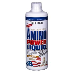 Amino Power Liquid - Weider 1000 ml Cola