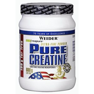 Pure Creatine - Weider 600 g