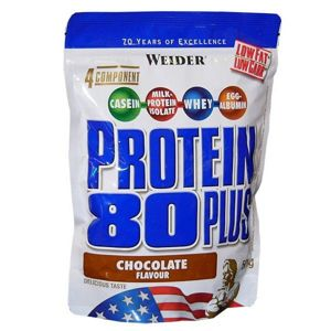 Protein 80 Plus - Weider 500 g Raspberry cream