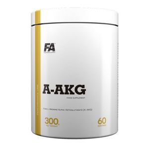 A-AKG od Fitness Authority 300 g Strawberry